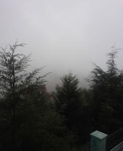 Puncak Darajat, 18 derajat, pukul 14.30 siang